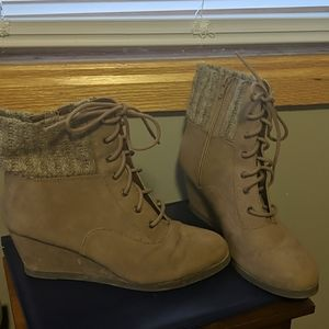 Shoes - Size 10 Booties
